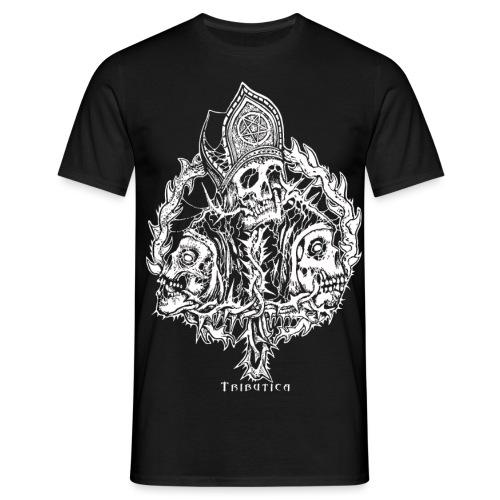Godless by Tributica - Männer T-Shirt