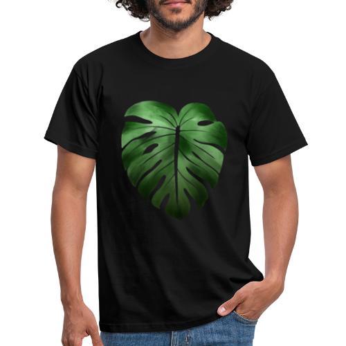 Foglia dalla Natura - Maglietta da uomo