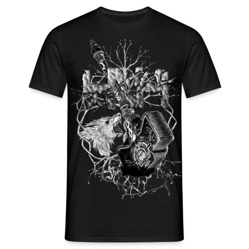 hnhpagan - T-shirt Homme