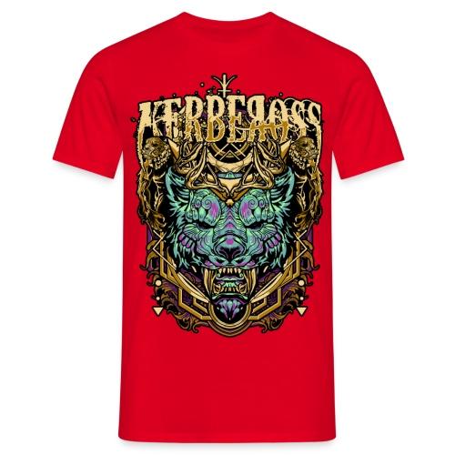 Kerbeross Okami - Mannen T-shirt
