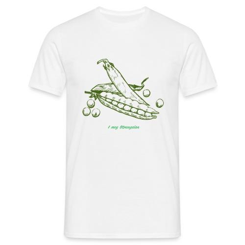 i mog strangalan - Grüne Bohnen - Männer T-Shirt