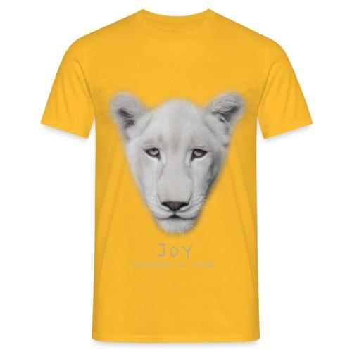 Joy portrait - T-shirt Homme