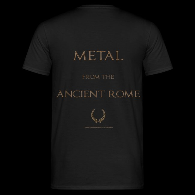 Metal from the Ancient Rome