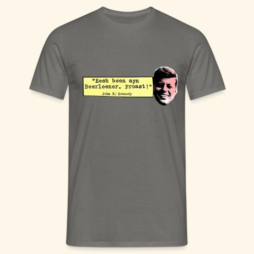 KENNEDY - Männer T-Shirt
