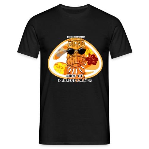 TSU07F - T-shirt Homme
