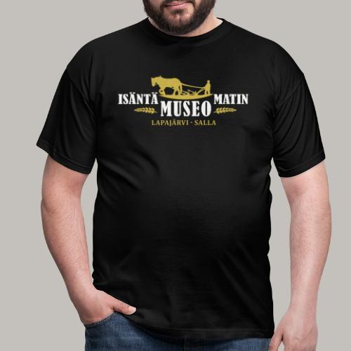 Museon retrologo - Miesten t-paita
