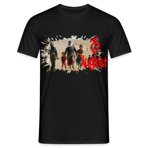 3 8 2014 gif E - Männer T-Shirt