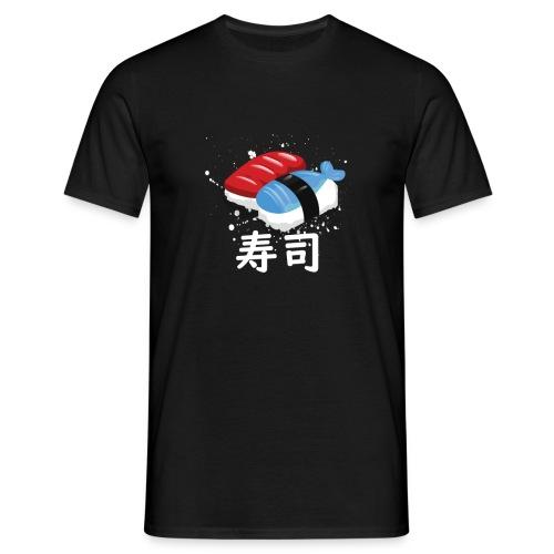 Leckere Sushi - Männer T-Shirt