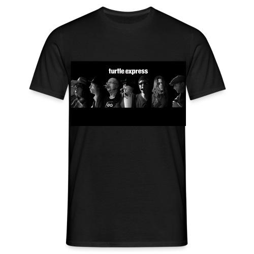 turtle.faces - Männer T-Shirt
