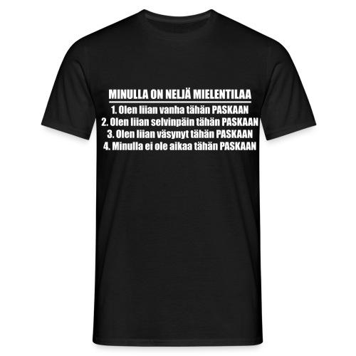 Neljä - Miesten t-paita