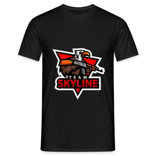 TeamSkyline - Männer T-Shirt