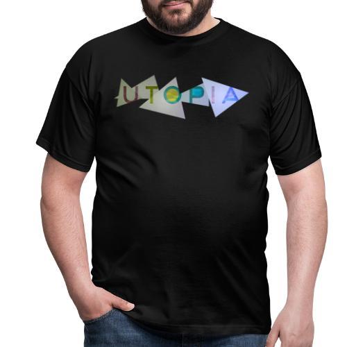 UTOPIA - Maglietta da uomo