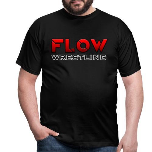 FLOW Wrestling - Koszulka męska