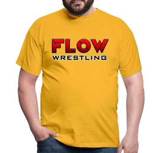 FLOW Wrestling - T-shirt Homme