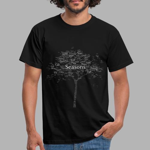 Seasons - Men's T-Shirt