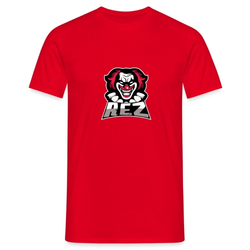 clown logo - Miesten t-paita