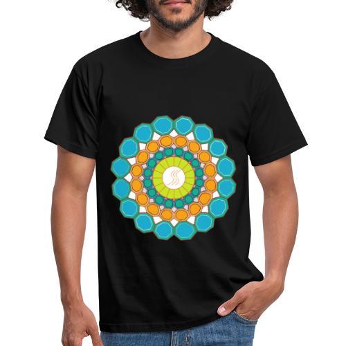 LMU-Lichthof - Männer T-Shirt