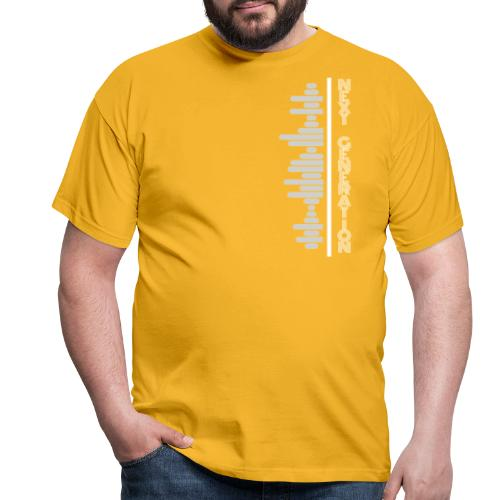 Liners logo - Men's T-Shirt