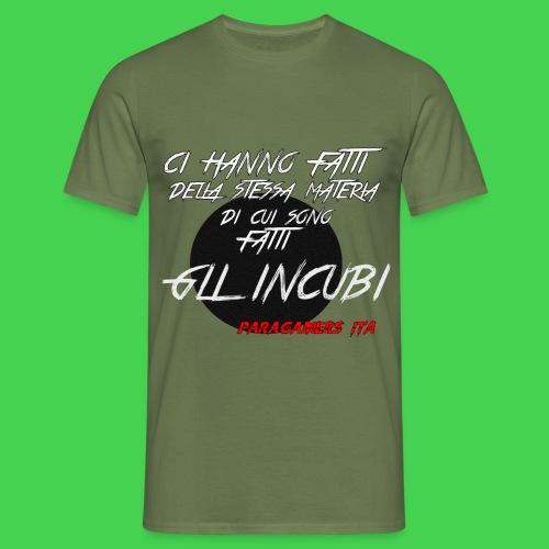 Para #4 - Maglietta da uomo
