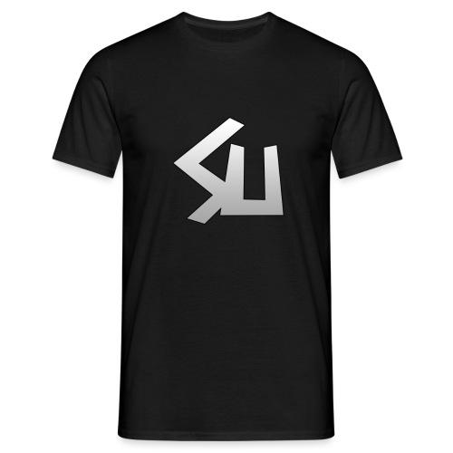 Plain SU logo - Men's T-Shirt