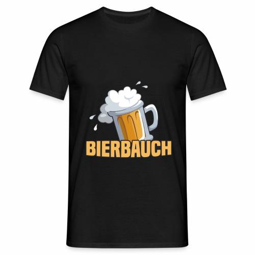 Bierbauch - Männer T-Shirt