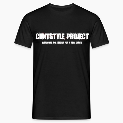 Cuntstyle Project - Men's T-Shirt