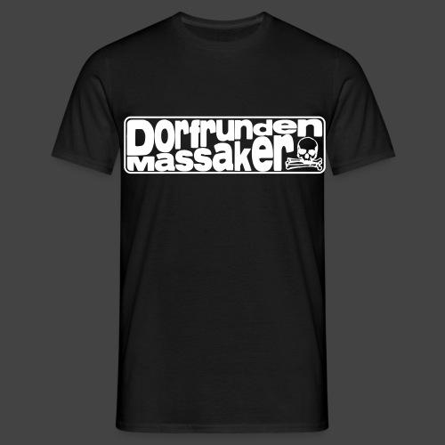 DRMSKR - Classic Logo - Männer T-Shirt