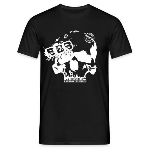 BBB schlichtes Logo schwarz ohne background png - Männer T-Shirt