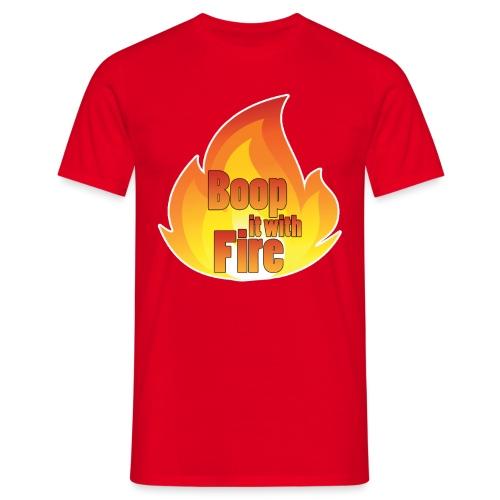 boop - Men's T-Shirt