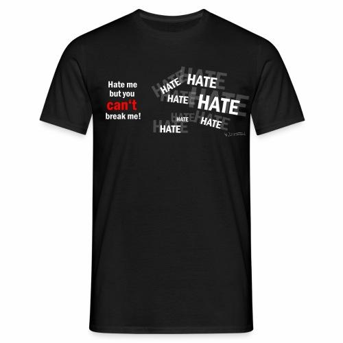 7233905 126768616 hate1 png png - Männer T-Shirt