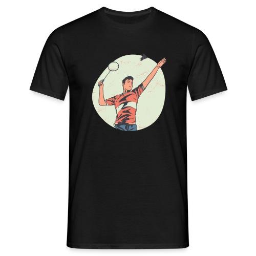 Badminton tshirt PR hoodie - Männer T-Shirt