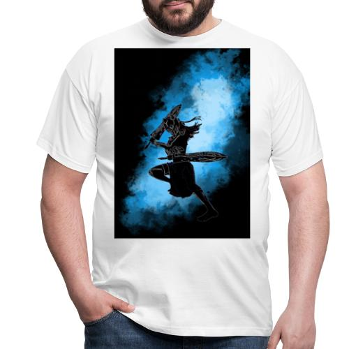 benio twin star exorciste - T-shirt Homme