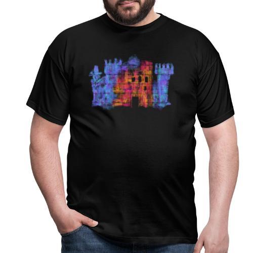 Castle - T-shirt herr