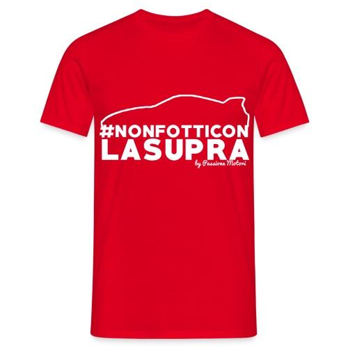 #NONFOTTICONLASUPRA - Maglietta da uomo