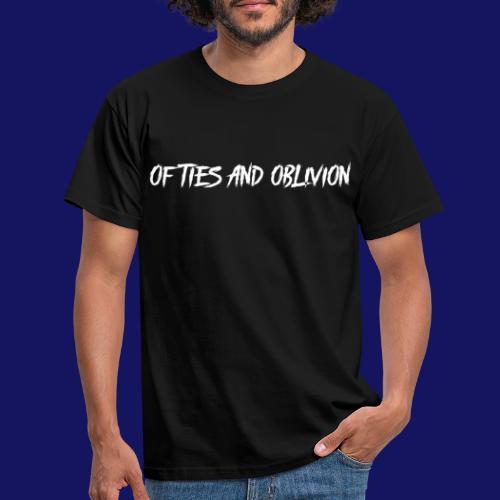 OTAO Front Schriftzug-Edition - Männer T-Shirt