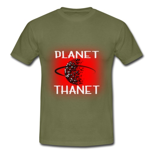 Planet Thanet - Made in Margate - Men's T-Shirt