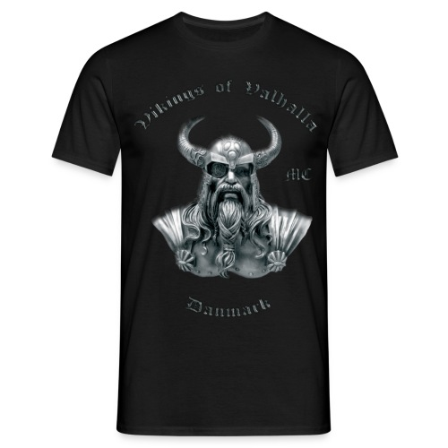 Fuld ryg minus skygge png - Herre-T-shirt