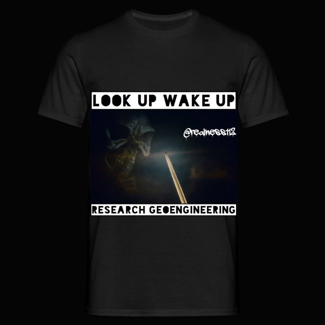 Look Up!! Wake Up!! 2 Truth T-Shirts! #Climate