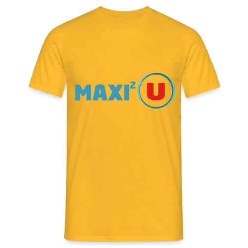 maxi² U png - T-shirt Homme