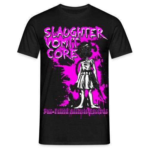 SVC Pink Bio - Männer T-Shirt