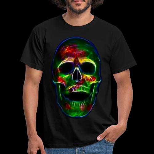 Skull of transformation - Männer T-Shirt