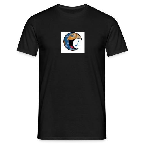 Logo chant pour tous eul - T-shirt Homme