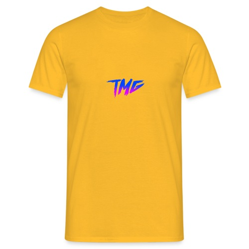 tmg logo - Men's T-Shirt