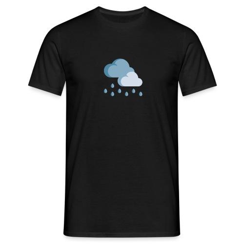lluvia - Camiseta hombre