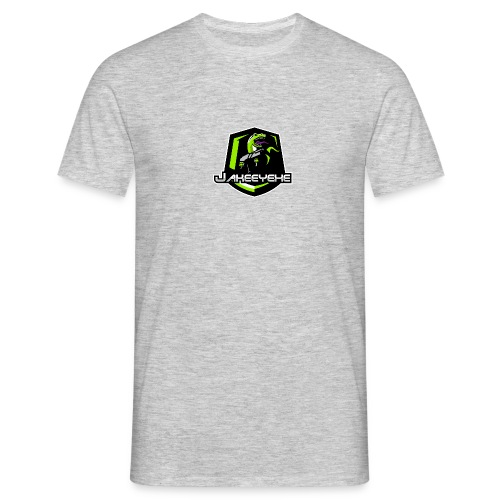JakeeYeXe Badge - Men's T-Shirt