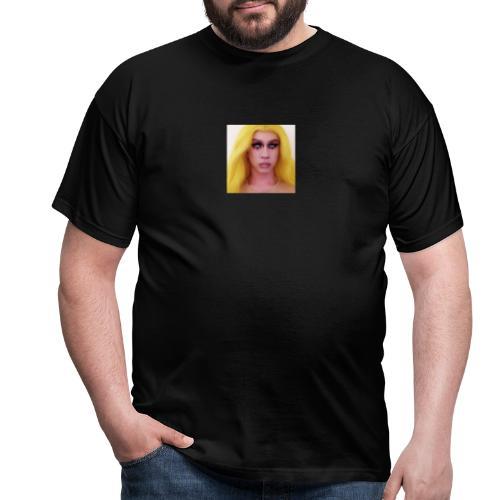 Glazed Eyes - Men's T-Shirt