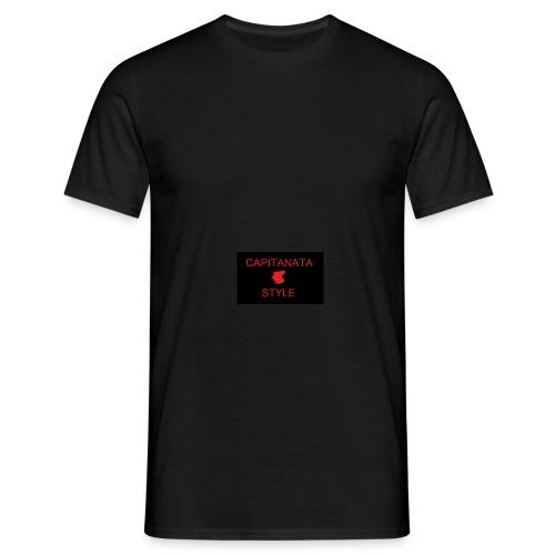 CAPITANATA STYLE - Maglietta da uomo
