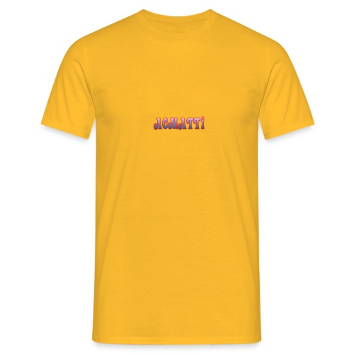 ACMATTI farverig - Herre-T-shirt