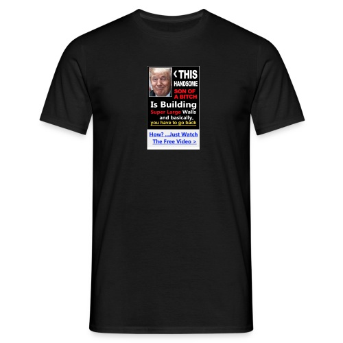 Trumped - Men's T-Shirt
