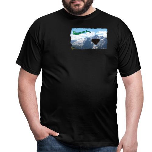 Genuss am Berg - Männer T-Shirt